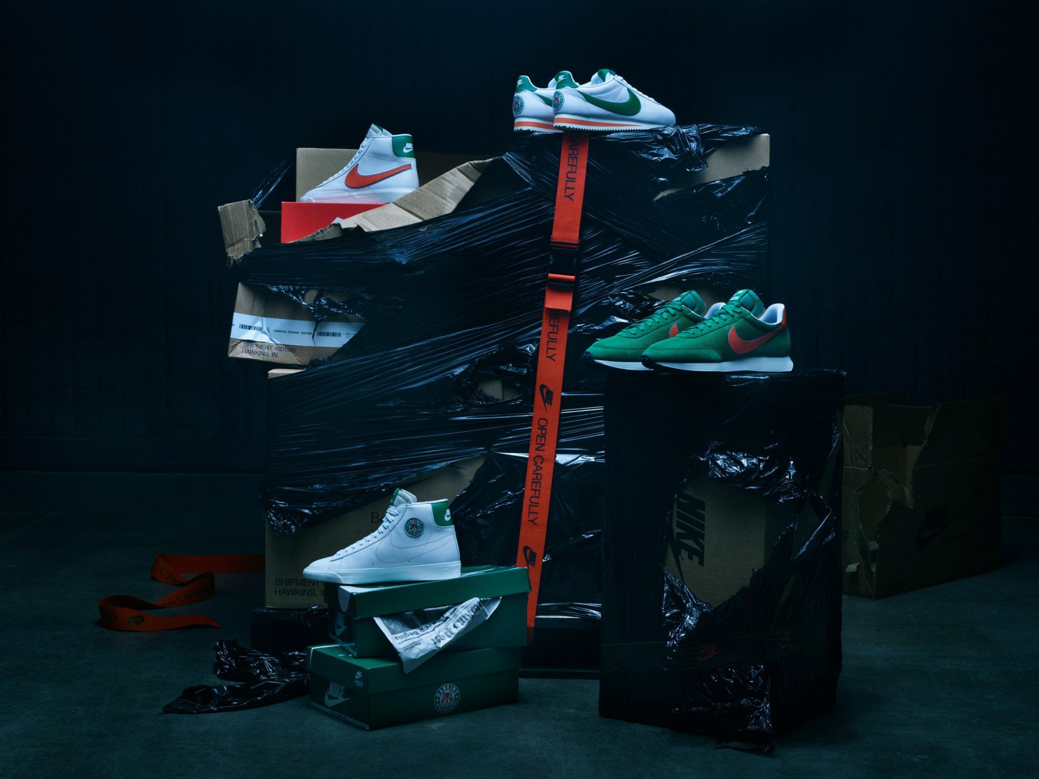 Where To Buy Stranger Things Nike Hawkins Shoes