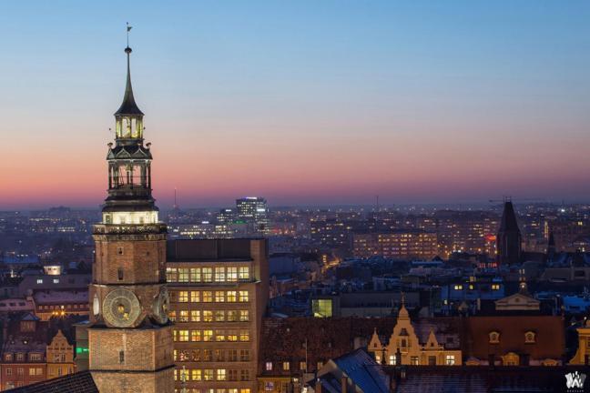 Wrocław najlepszym miastem na podróż według European Best Destination