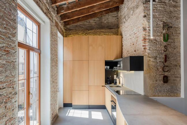 Zabytkowe mieszkanie w Walencji