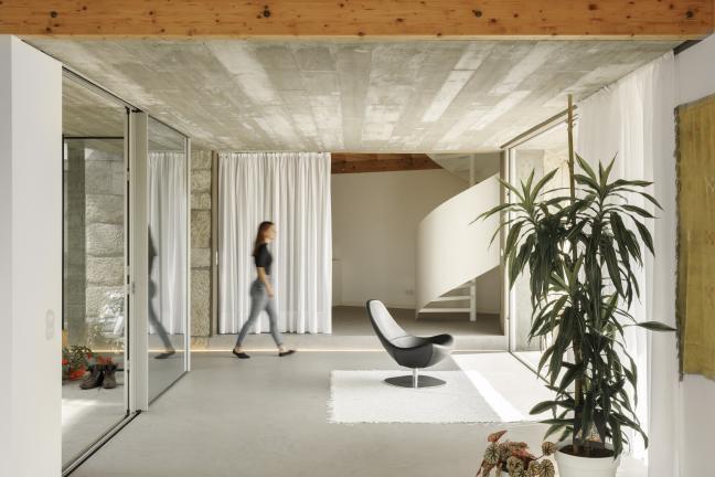 Trzy w jednym – piękny dom w Portugalii