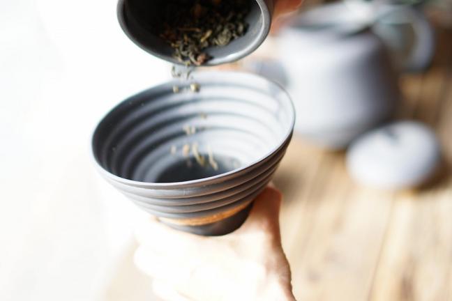 Wyjątkowy zestaw polskiej studentki do parzenia herbaty
