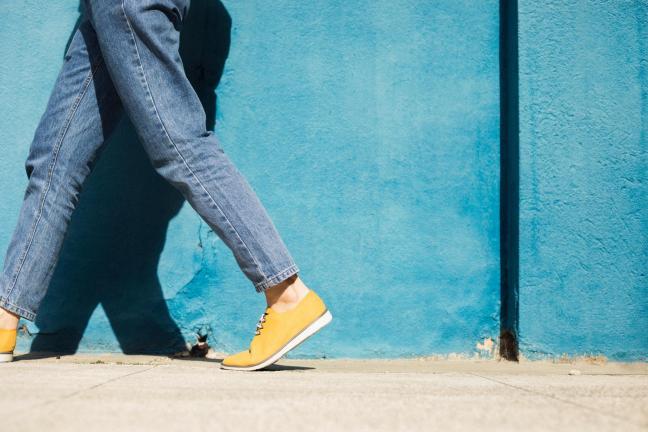 Buty z materiałów bez komponentów pochodzenia zwierzęcego?