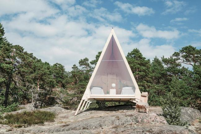 Fiński domek