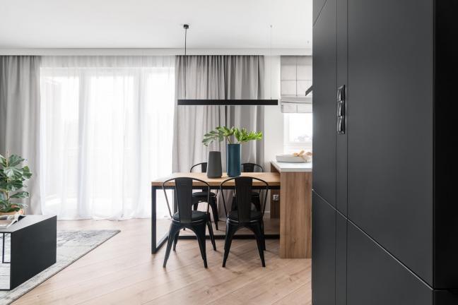 Nowoczesne mieszkanie w Gdyni