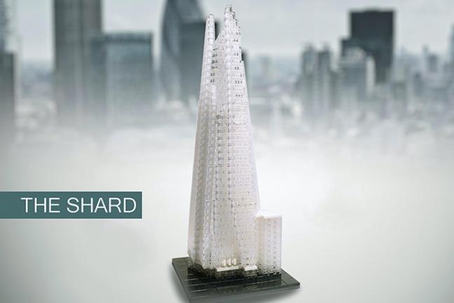 Wybierz ikonę architektury do zestawu LEGO