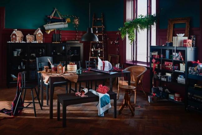 IKEA na Święta!