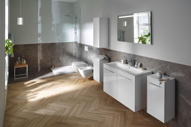 Krok w stronę perfekcyjnej łazienki