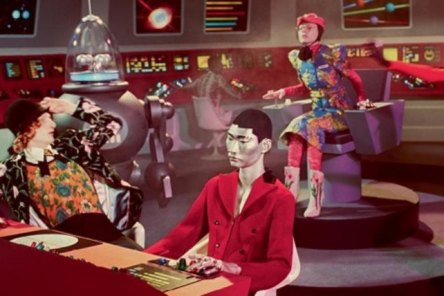 Gucci w świecie Star Treka