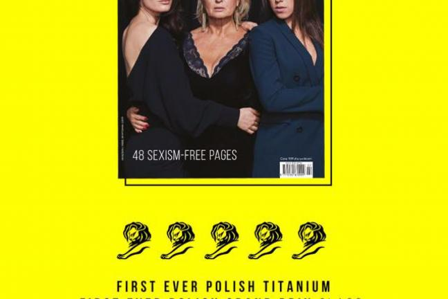 Polska kampania podbiła Cannes