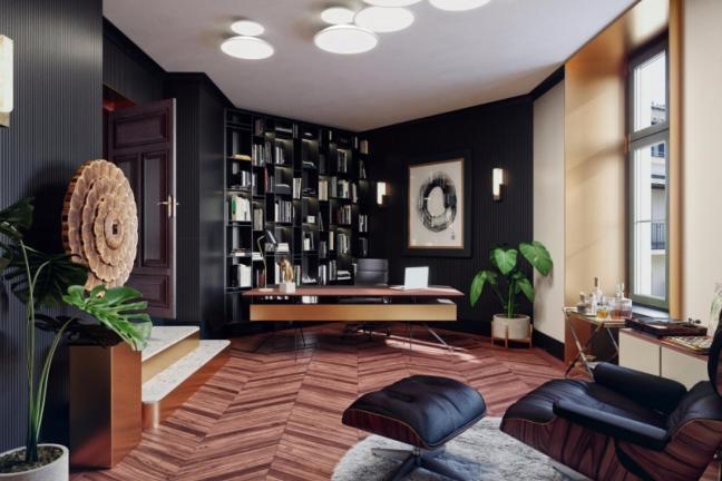700-metrowy apartament w Krakowie wystawiony na sprzedaż