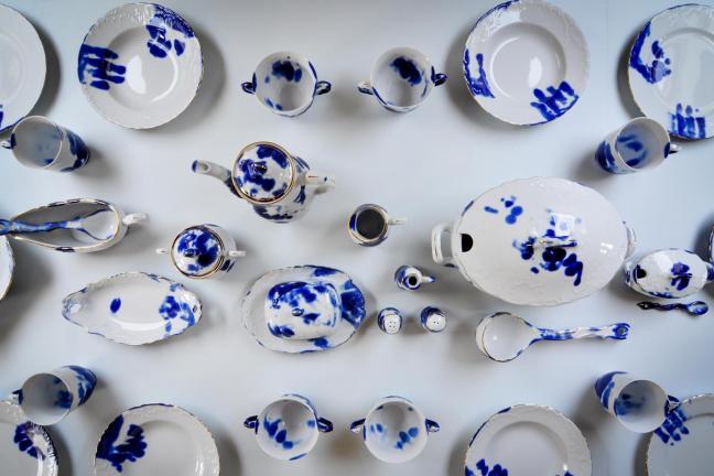 Polska porcelana z ludzkim śladem
