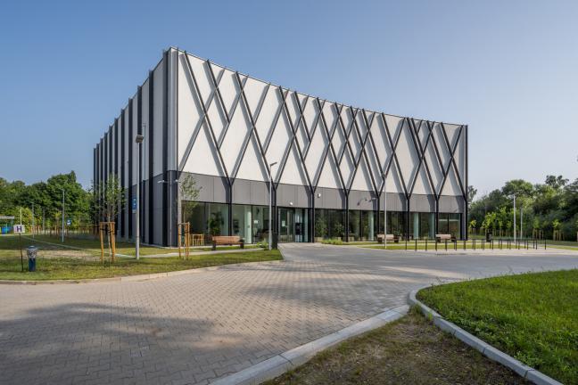Nowa biblioteka Uniwersytecka w Białymstoku została otwarta