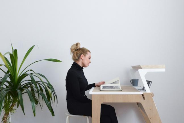 Movet – biurko i stół w jednym