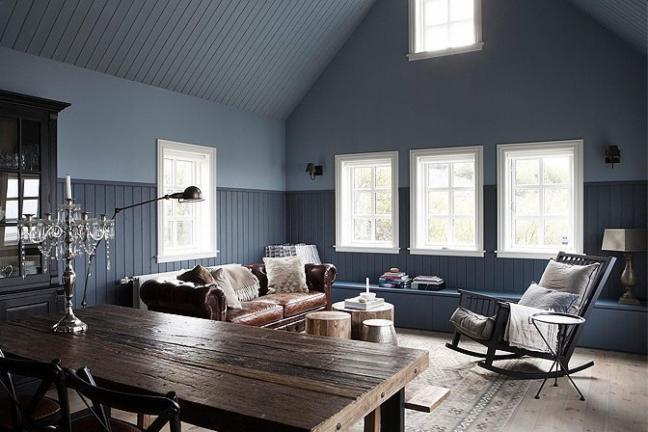 Klimatyczny dom na Islandii