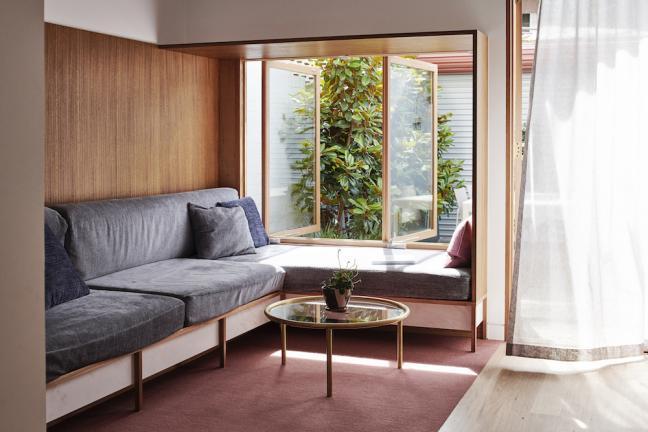 Przytulny dom dla minimalistów