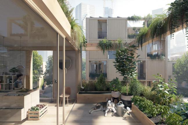 Laboratorium IKEA proponuje domy, które będziesz dzielić z sąsiadem