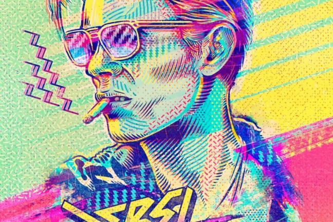 David Bowie: ilustracje i grafiki