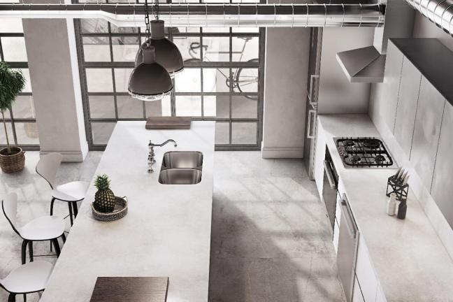 Blaty kuchenne z tworzyw nowej generacji - trendy na 2019