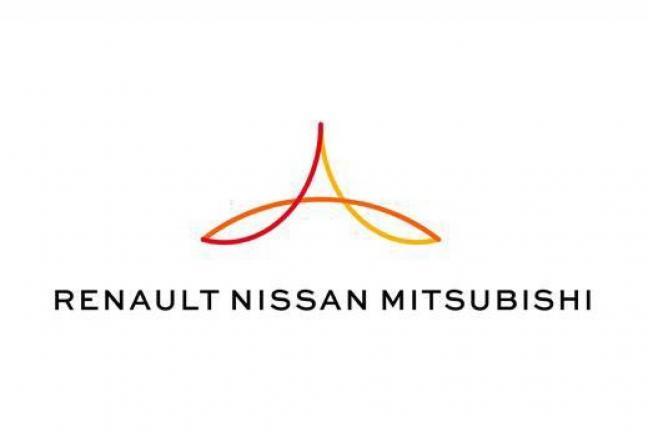 Renault, Mitshubishi i Nissan mają nowe, wspólne logo