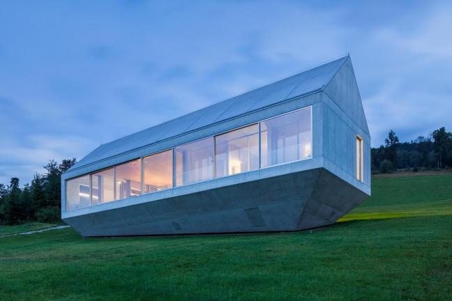 Arka Koniecznego najlepszym domem świata według magazynu Wallpaper*!