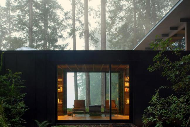 Nowa odsłona leśnego domu