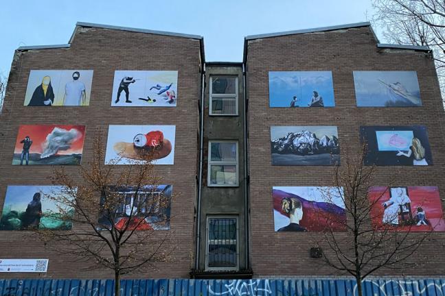Rok 2020 na poruszających obrazach – niezwykła wystawa Beaty Konarskiej