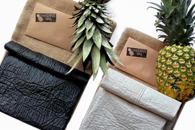 Piñana bag, polskie torebki z...ananasa!