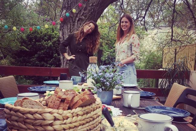 Saski Stół - pomysł na posiłek z obcymi osobami