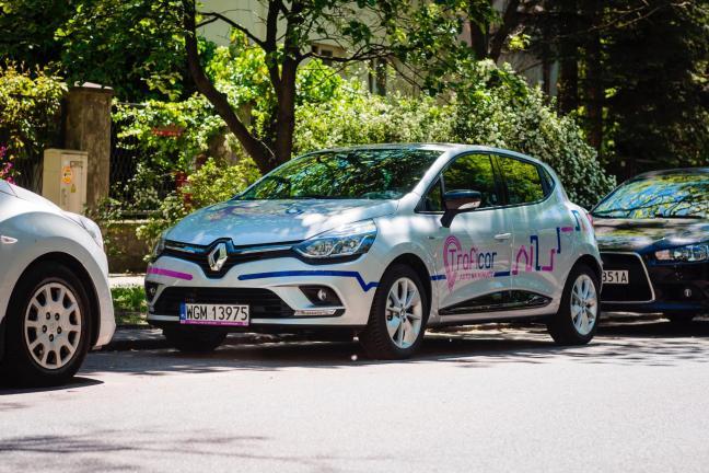 Car-sharing w Warszawie