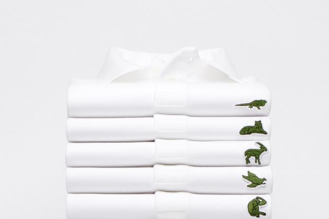 Lacoste rezygnuje z zielonego krokodyla