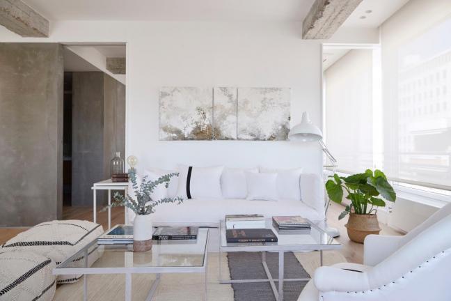 Nowoczesny apartament w Madrycie