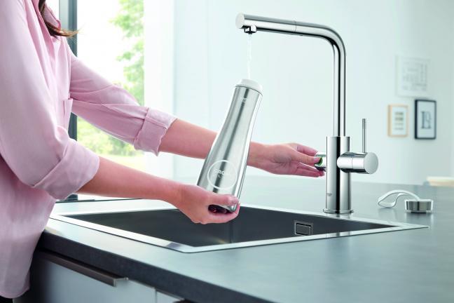 Alternatywa dla wody butelkowanej