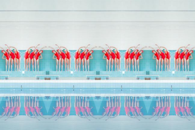 Kompozycje basenowe