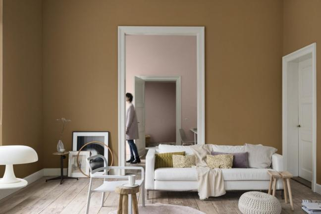 The color of 2019 from Dulux