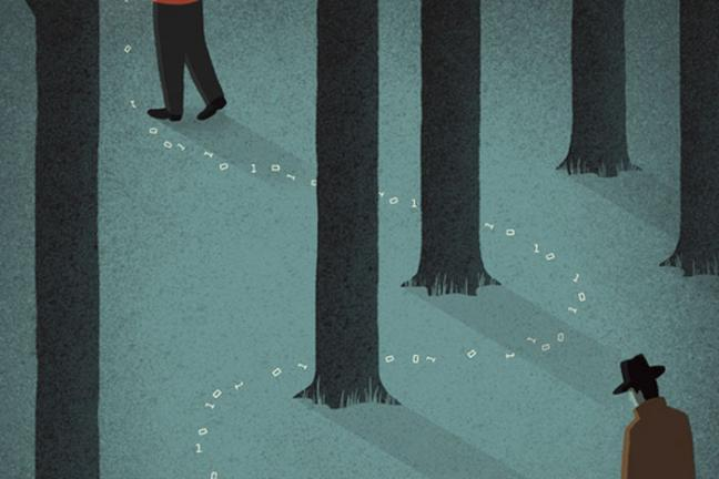Contemporary paradoxes in minimalist illustrations