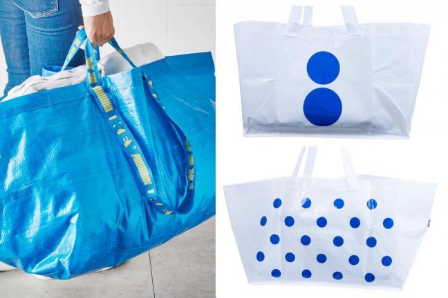 Nowe wcielenie słynnej torby IKEA