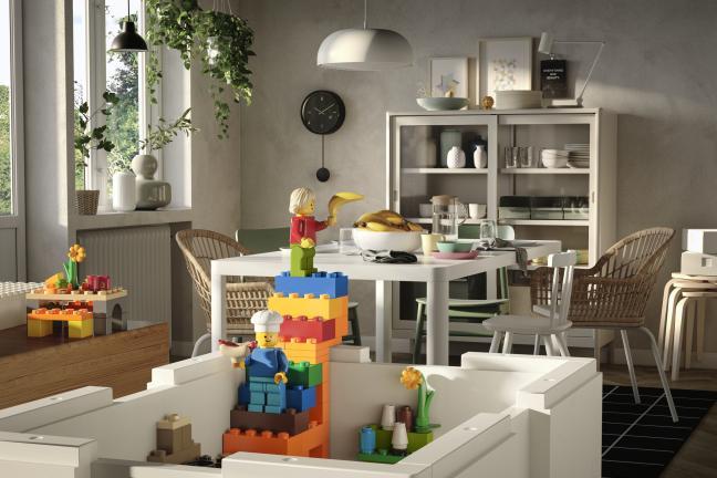 BYGGLEK - wspólna kolekcja IKEA i LEGO