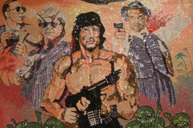 W warszawskim metrze zamiast reklam są prace polskich artystów