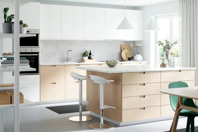 Polka zaprojektowała fronty kuchenne dla marki IKEA