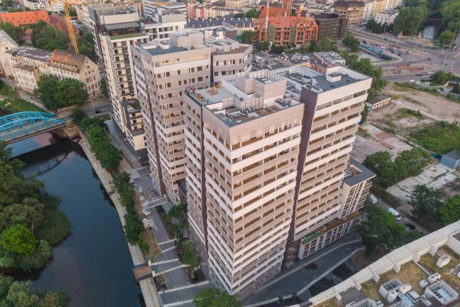 Międzynarodowy sukces wrocławskich architektów