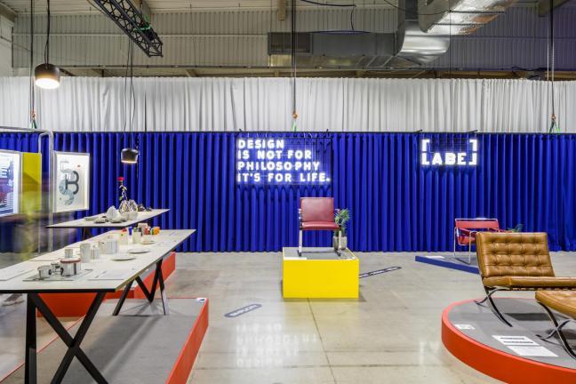 LABEL Studio i Bauhaus w kreatywnej odsłonie na targach Warsaw Home