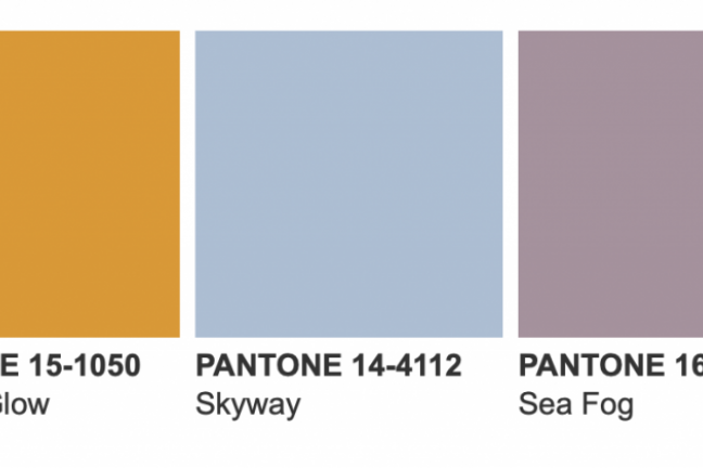 The Pantone palette created in honor of women