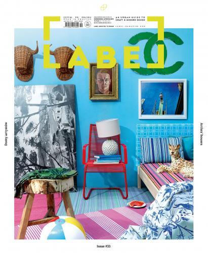 LABEL Magazine #33