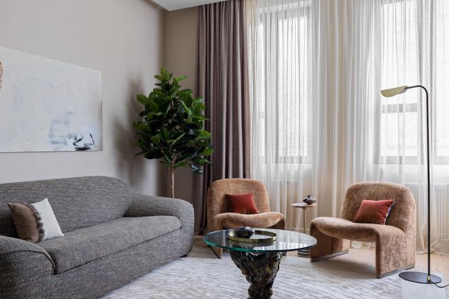 Mieszkanie rosyjskiej kulturystki i influencerki