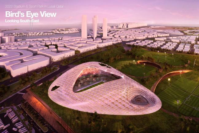 Stadion na World Cup 2022