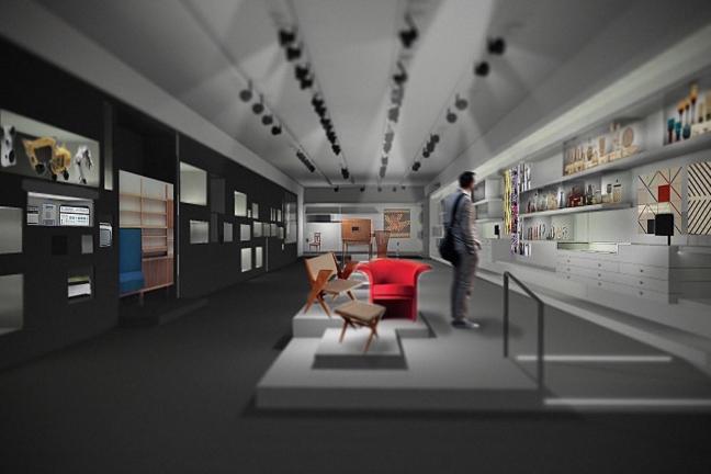 Już wkrótce otwarcie Galerii Wzornictwa Polskiego w Muzeum Narodowym!