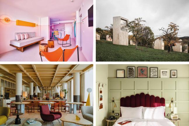 8 najpiękniejszych hoteli na świecie