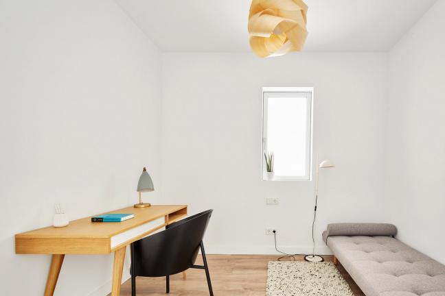 Barcelońskie mieszkanie w Eixample
