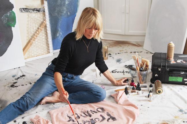 Kim Gordon zaprojektowała kolekcję dla &Other Stories