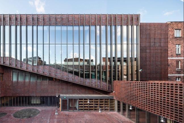Katowicki budynek powalczy o nagrodę Miesa van der Rohe 2019